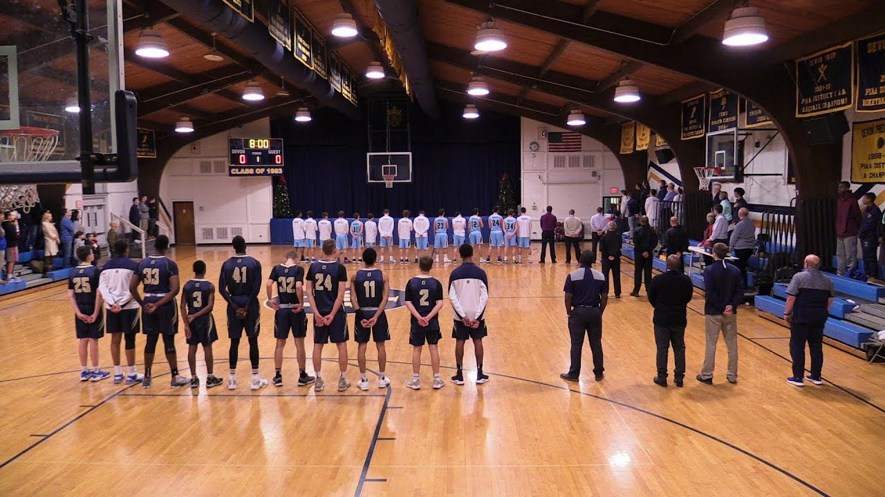d4165917db Valley Forge Military Academy at Devon Prep - 1.3.18 Varsity Basketball