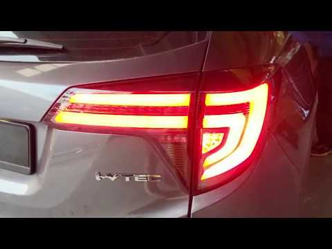 HONDA HRV Sequential Tail Lamp