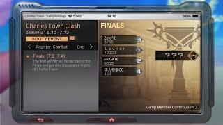 Final War CTC (Season 21) Lavien - Frigate - Zero.ID - CC (DAY 2)