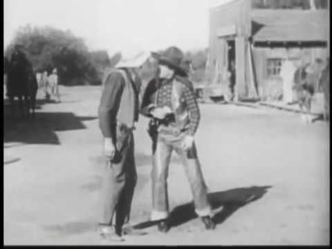 Whistlin Dan Ken Maynard Western Film Complete Size Starring Films
