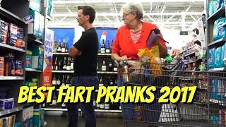 BEST FARTS OF 2017 - Top Farting Pranks - The Pooter