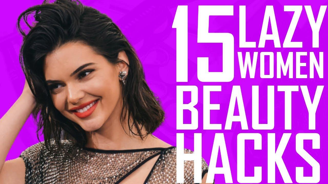 15 Amazing Beauty Hacks For Lazy Women
