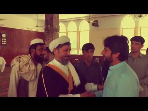 Afghan scholar in Kabul Imam Niazi