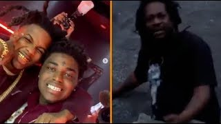 Kodak Black Goon TKO Og  For Being Fake & Snitching Allegations..DA PRODUCT DVD