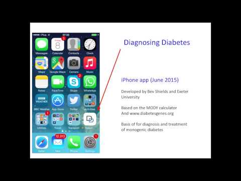 Clinical Endocrinology Trust (CET) Lecture: Andrew Hattersley