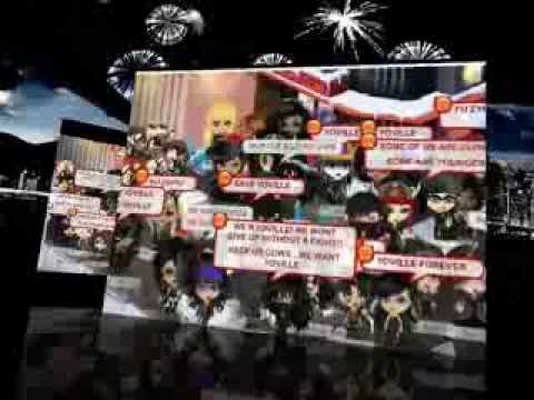 YOVILLE'S BLACK FRIDAY PROTEST VIDEO Hot From The Protest You Guys ROCK