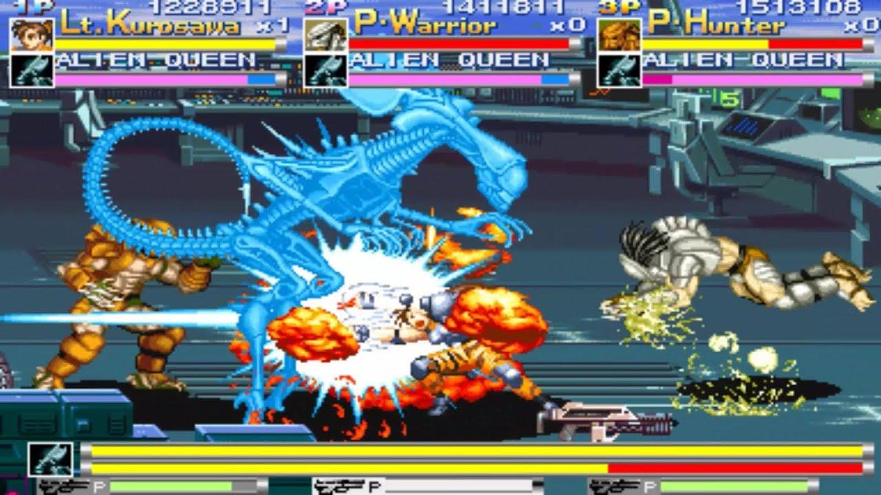 Alien vs. Predator (1994 arcade game) | Xenopedia | Fandom