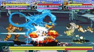 Alien vs. Predator - Co-op Playthrough (ARCADE)