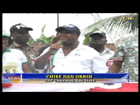 Edo PDP visits Ikpoba Okha, vows to resist arrest of members