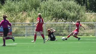 Regioteam Twente onder 14 1e plaats bij Toernooi Diepenveen op 29 juni 2019