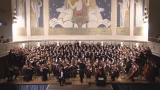 Brahms - Ein deutsches Requiem - 2 - Denn alles Fleisch, es ist wie Gras (UniversitätsChor München)