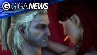 16 Stunden Sex in Witcher 3, Star Wars: Battlefront und Mortal Kombat X - GIGA News - GIGA.DE