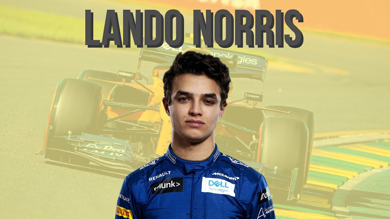 Download How Did Lando Norris Get To F1?