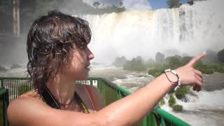 Водопады Игуасу - Попробуй! ЮА(Внесенные в список Семь новых чудес природы, водопады Игуасу несомненно заслуживают этого звания. Изначаль..., 2011-11-25T06:14:35.000Z)