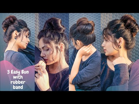 3-ways-to-do-a-messy-bun-with-rubberband-for-medium-to-long-hair/amazing-bun-hairstyle-hacks