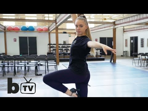 The Dancer With Tourettes