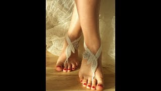 Video Bridal ring anklet design 2017 download MP3, 3GP, MP4, WEBM, AVI, FLV Oktober 2018