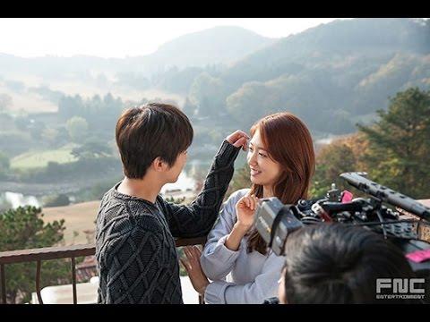 [Video] 2015.11.19 #LeeHongKi and #ParkShinHye Backstage of #Insensible