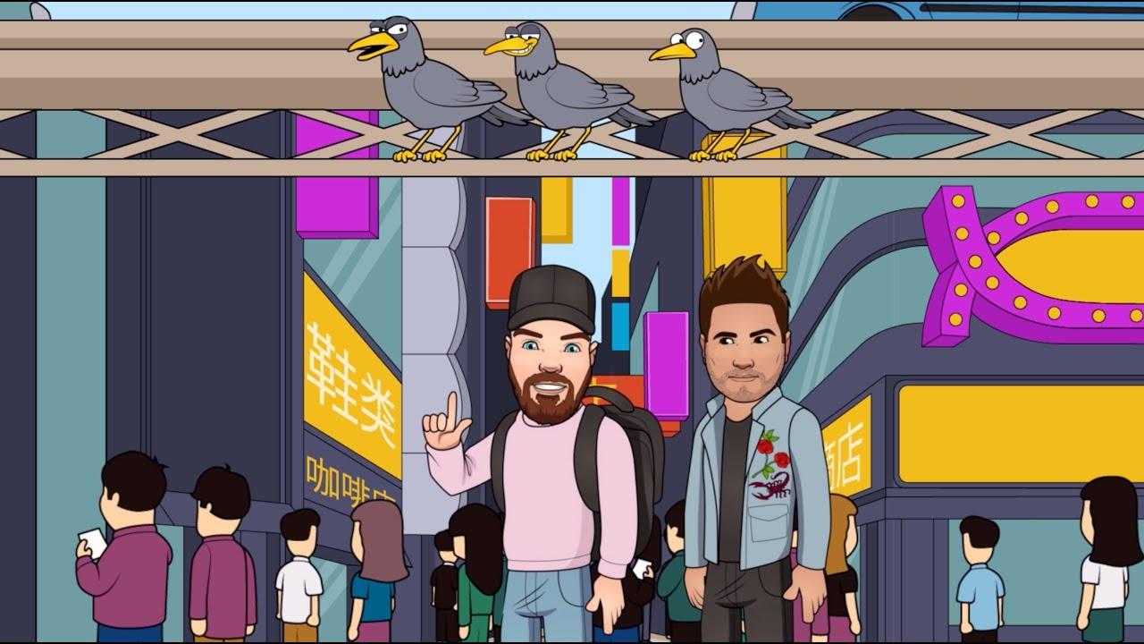 The Jonas Blue Show - Episode 2: The Bird S**t Story