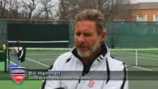 Brad Parks Award (Wheelchair Tennis) - Bill Hammett