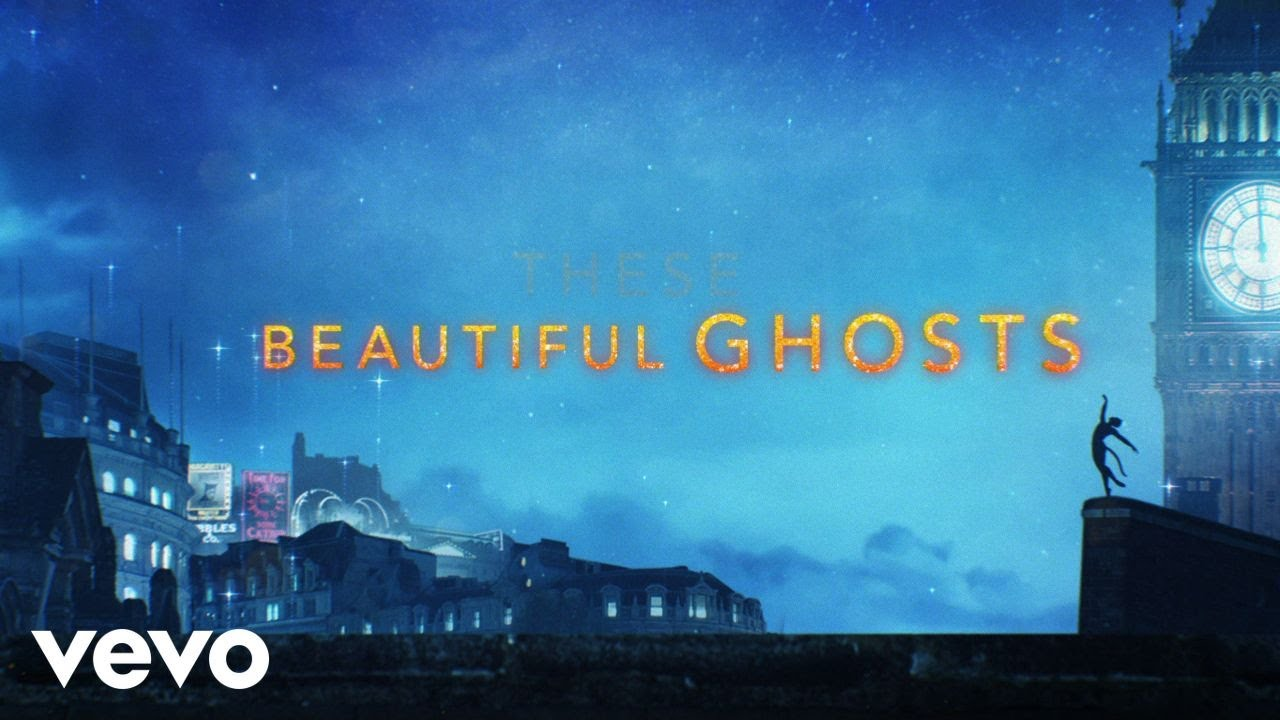 Arti Terjemahan Lirik Lagu Taylor Swift - Beautiful Ghosts