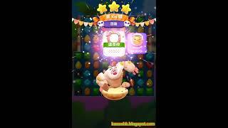 Candy Crush Friends Saga Level 106 (3 stars, No boosters)