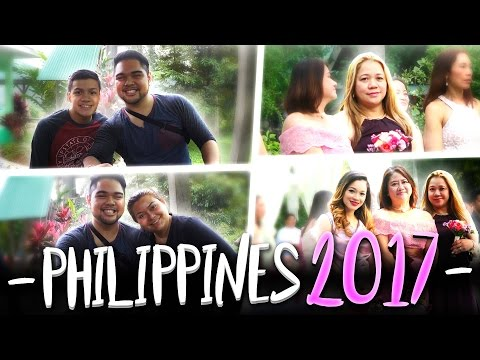 The Philippines 2017! (Wedding & Beach Resort)