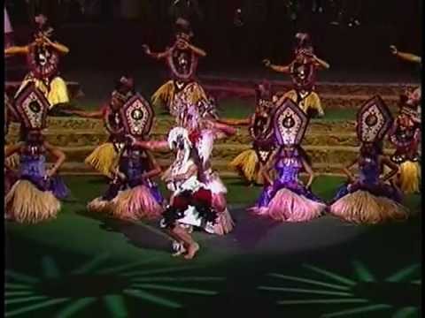Polynesian Cultural Center Horizons Evening Show Tahiti