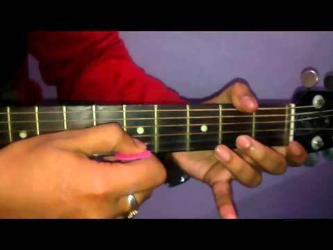 Har Ghari Badal Rahi Hai Guitar Tutorial - Kal Ho Na Ho VERY EASY GuitarLesson