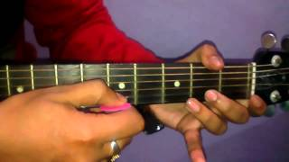 Har Ghari Badal Rahi Hai Guitar Tutorial - Kal Ho Na Ho VERY EASY GuitarLesson