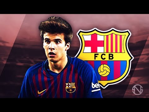 RIQUI PUIG - Incredible Skills, Passes & Assists - 2018/2019 (HD)