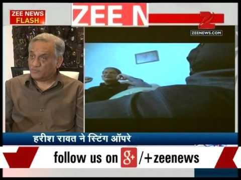 Vijay Bahuguna on Harish Rawat's Sting Operation | Part 1