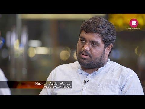 Star Glitz with Music Director Hesham Abdul Wahab | ChannelD