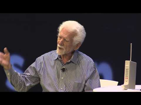 Martin Cooper: Changing Life as We Know It with the Cell Phone