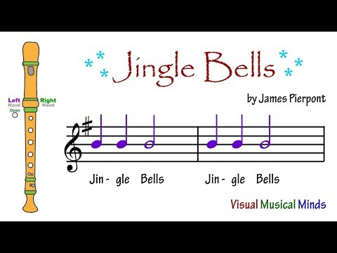 VMM Recorder Song 12: Jingle Bells