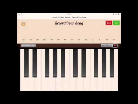 Strike a Chord for iPad - Star Wars Theme