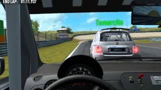 Simraceway gameplay - Fiat Abarth 500/Zandvoort short1