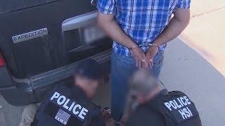 Redada en Texas; capturan indocumentados...