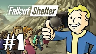 Fallout Shelter PC Gameplay (Includes Starter Pack Opening) - Episode #1: Vault 161 Grand Opening!