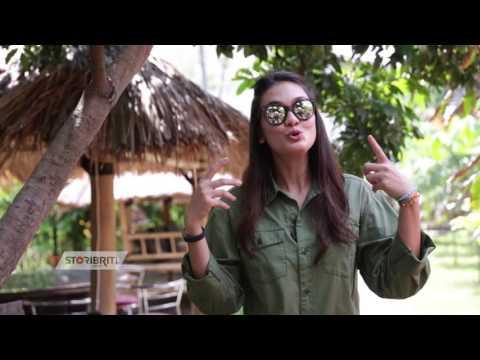 luna-maya-kenalkan-5-makanan-khas-lombok