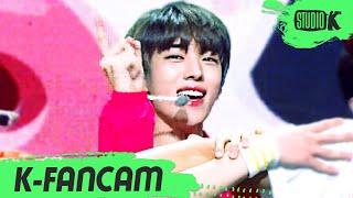 [K-Fancam] 동키즈 재찬 직캠 '못된 송아지 엉덩이에 뿔(CRAZY NIGHT)' (DONGKIZ JAECHAN Fancam) l @MusicBank 210723