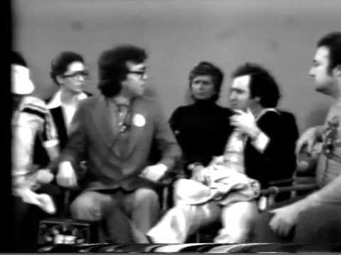 Andy Kaufman on Slycraft Hour April 1981