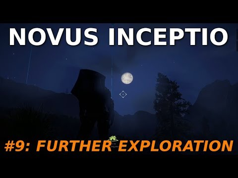 Let's Play Novus Inceptio - #9: Further Exploration