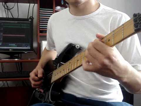 Spider man: Maximum Carnage songs - Guitar cover