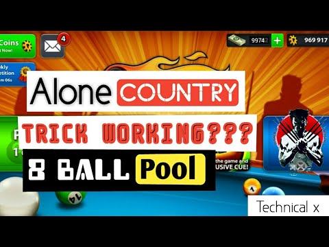 8b pool Forever Alone country free cash trick Working ?? Explained In Hindi ||