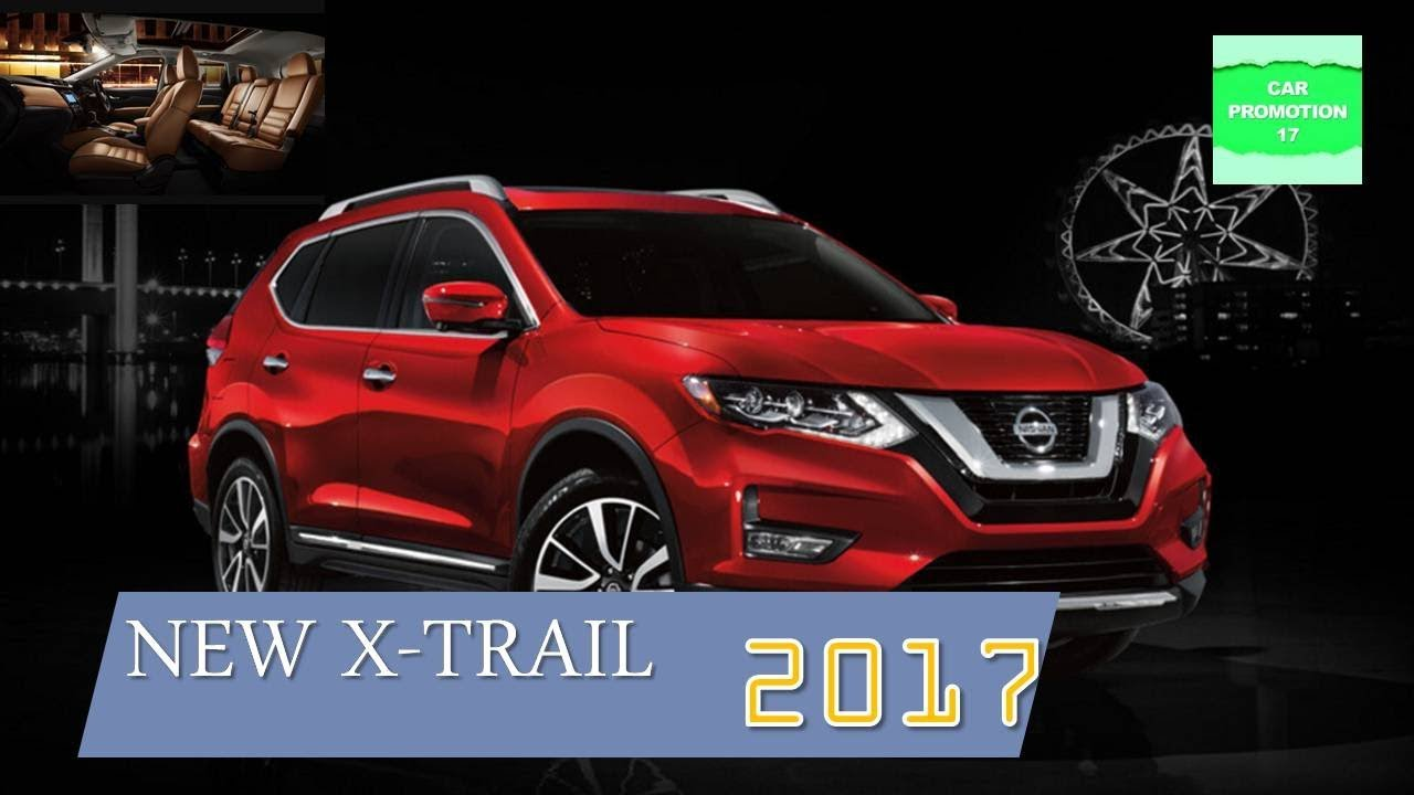 Interieur X Trail 2018 New Nissan X Trail 2018 Facelift Interior Exterior