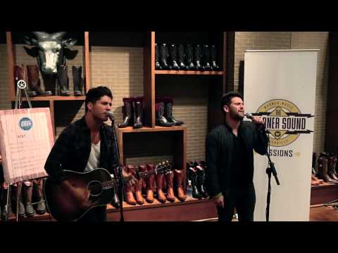 "Dan + Shay ""What You Do To Me"" - The Warner Sound Sessions (Live At CMA Fest)"