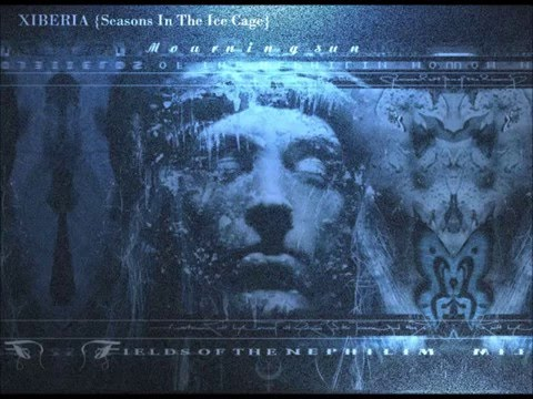 Fields Of The Nephilim - Xiberia (Seasons In The Ice Cage) (Lyrics)