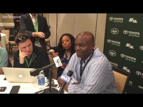 Jets coach Todd Bowles says CB Morris Claiborne has talent but it remains to be seen if he can st...