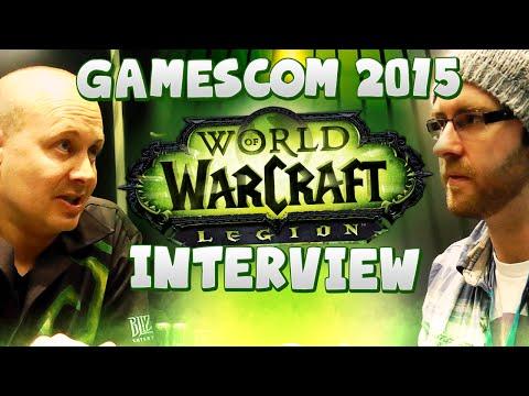 Legion interview with Tom Chilton - Yogscast Sjin & Duncan